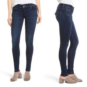 Hudson Collin flap skinny jeans 32